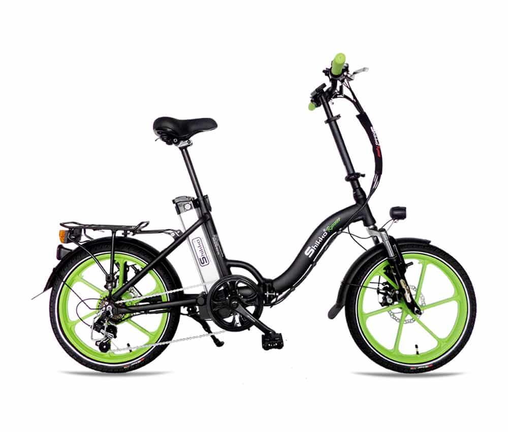 אופניים חשמליים 36V - אופניים חשמליים שיקו ראנר