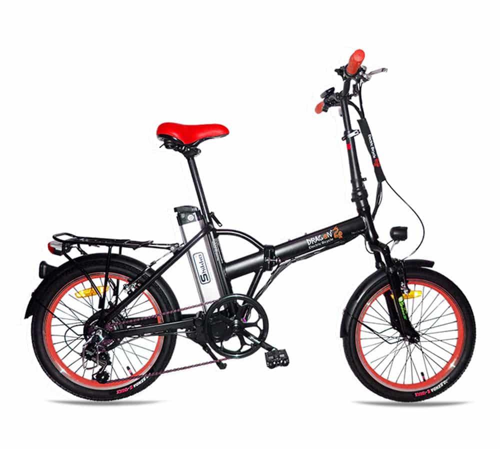 אופניים חשמליים דרגון - DRAGON