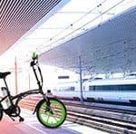 העלאת אופניים לרכבת