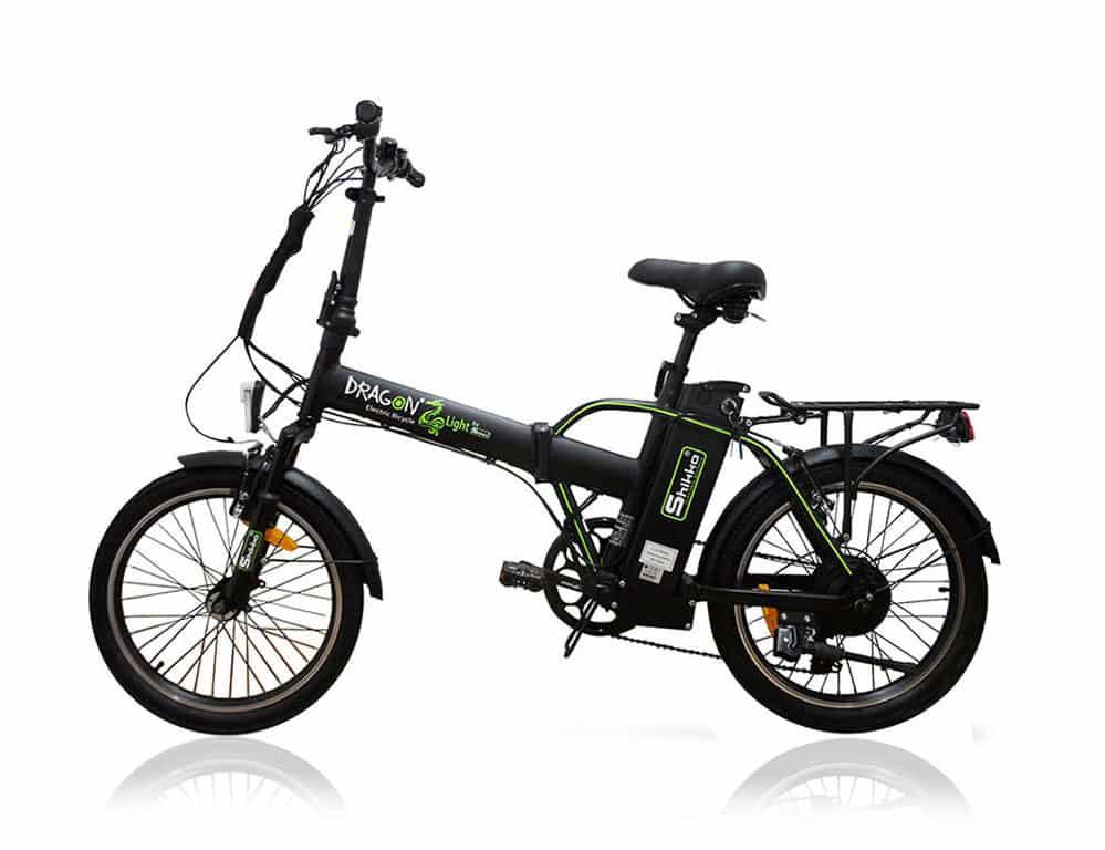 אופניים חשמליים בזול - דגם דראגון