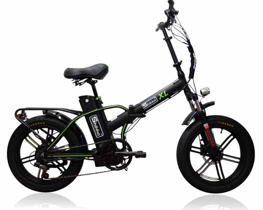 אופניים חשמליים עם גלגלים רחבים – Shikko XL