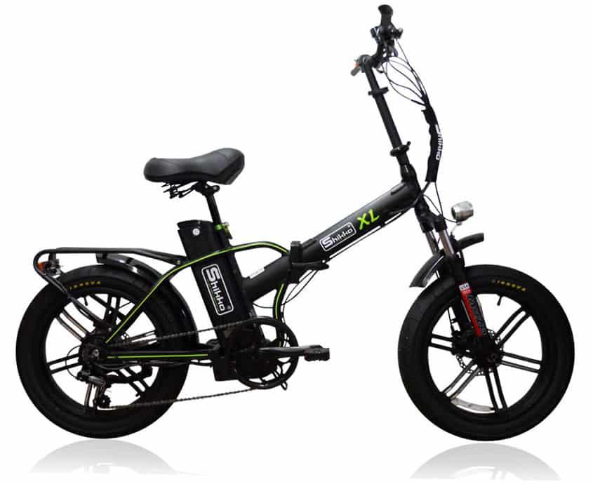 אופניים חשמליים אקסטרה לארג'- אופניים חשמליים עם גלגלי בלון - דגם חדש